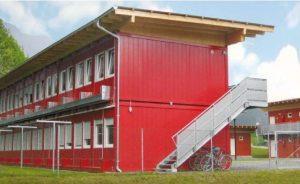 Жилое здание для беженцев, Тироль