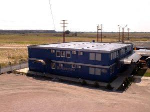 Строительство модульных зданий Containex