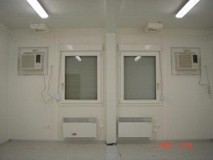 Интерьер модульного здания Контейнекс