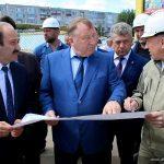 Строительство штаба стройки г.Рубцовск