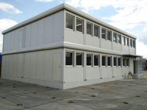 Containex строительство офисных зданий