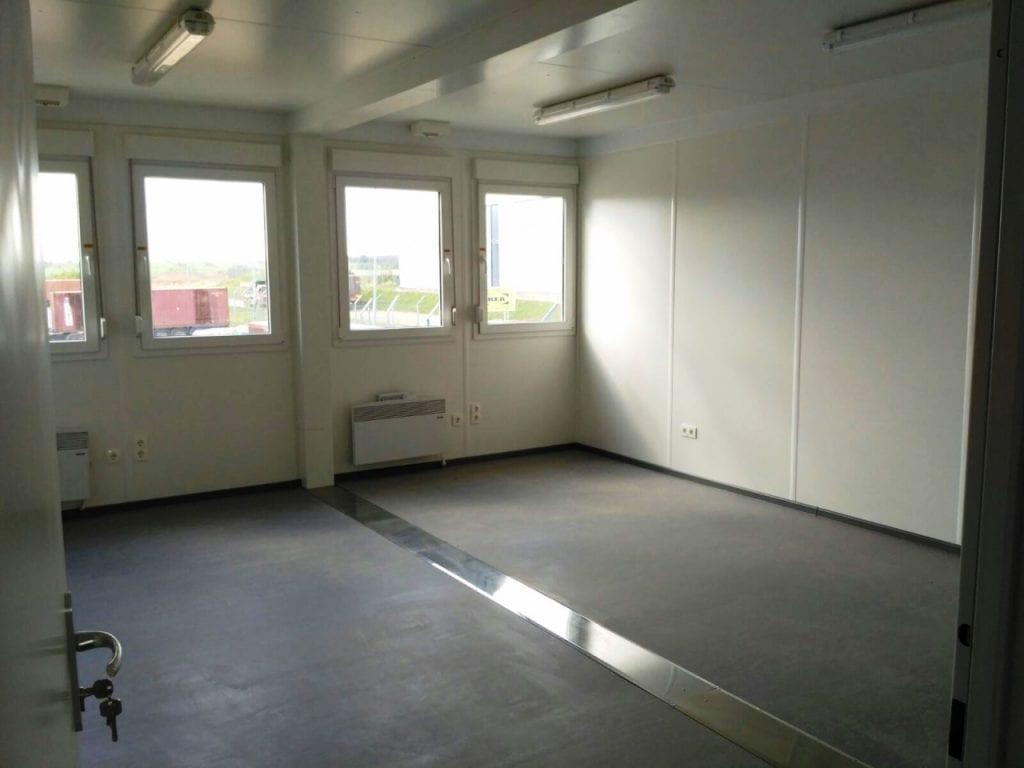 Containex интерьер офисного помещения