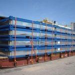 Блок контейнеры Транспак Containex