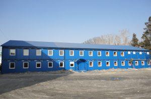 containex общежития