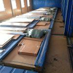 Выкуп БУ зданий Containex, демонтаж и транспортировка