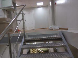 Новый проект по обустройству ЧНГКМ, «Общежитие на 119 человек с ВИП комнатами.