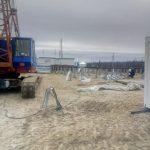 """""""Штаб строительства"""" для «НОВАТЭК» на Харбейском месторождении"""